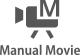 Ovládání clony, závěrky acitlivosti ISO ve filmech