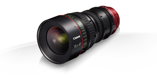 Canon CN-E15.5-47mm T2.8 L S/SP