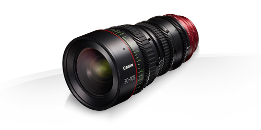 Canon CN-E30-105mm T2.8 L S/SP