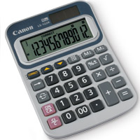 LS 122R Handheld Calculator